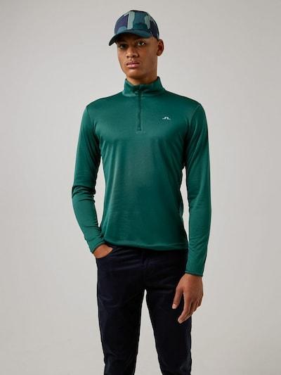 J.Lindeberg Shirt 'Johan' in de kleur Groen, Productweergave
