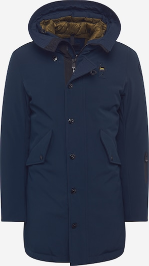 Blauer.USA Winterparka in de kleur Navy, Productweergave