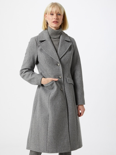 Dorothy Perkins Prijelazni kaput u siva melange, Prikaz modela