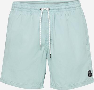 BRUNOTTI Kalhoty - pastelově zelená / černá, Produkt