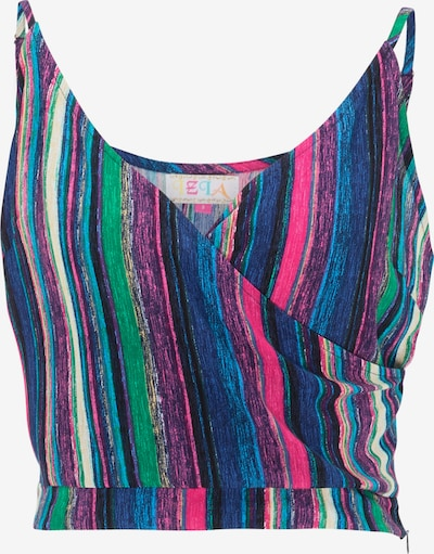 IZIA Top in blue / green / purple / pink / white, Item view