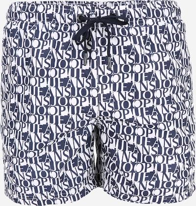 JOOP! Jeans Plavecké šortky - chladná modrá / bílá, Produkt