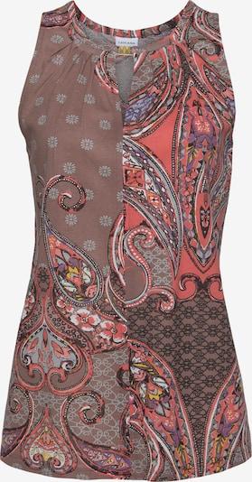 LASCANA Top in de kleur Bruin / Kastanjebruin / Donkeroranje, Productweergave