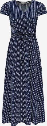 Usha Robe-chemise en bleu, Vue avec produit
