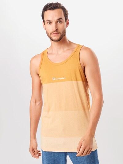 Champion Authentic Athletic Apparel Koszulka w kolorze pomarańczowy / pastelowy pomarańczowy / jasnopomarańczowym, Podgląd na modelu(-ce)