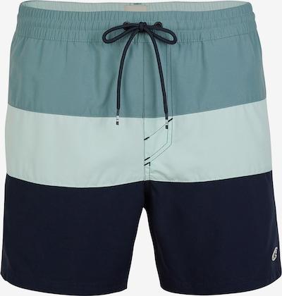 O'NEILL Boardshorts in blau / grün / hellgrün, Produktansicht