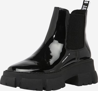 STEVE MADDEN Chelsea čižmy 'TUSK' - čierna / biela, Produkt