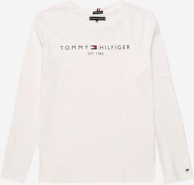 TOMMY HILFIGER Shirt in schwarz / weiß, Produktansicht