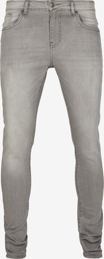 Urban Classics Männer 'Slim Fit Jeans' in grau, Produktansicht