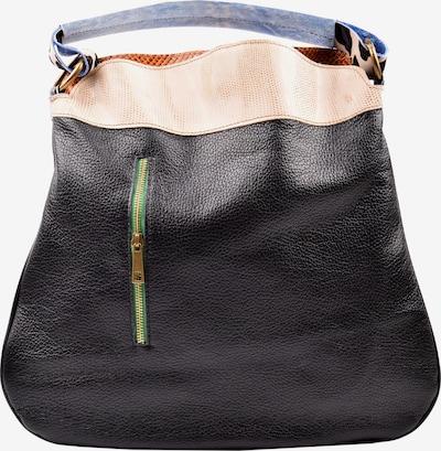 ebarrito Henkeltasche 'CORINTO EBY BAG' in beige / rosa / schwarz, Produktansicht