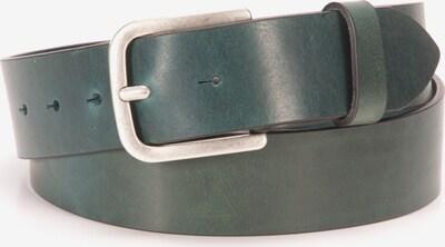 BA98 Ledergürtel in blau, Produktansicht