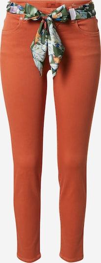 BRAX Jeans 'Shakira' in de kleur Sinaasappel, Productweergave