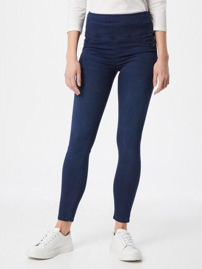 PATRIZIA PEPE Jeans in dunkelblau, Modelansicht