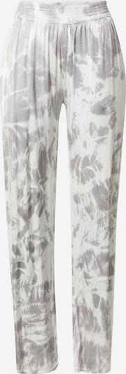 Pantaloni 10Days pe gri / alb, Vizualizare produs