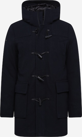Superdry Between-seasons coat in night blue, Item view