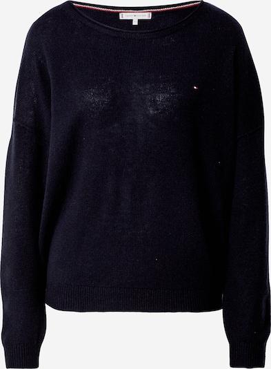 TOMMY HILFIGER Pullover in nachtblau, Produktansicht