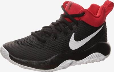 NIKE Chaussure de sport 'Zoom Rev' en rouge / noir / blanc, Vue avec produit