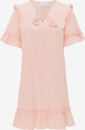 usha BLUE LABEL Poletna obleka | rosé barva, Prikaz izdelka