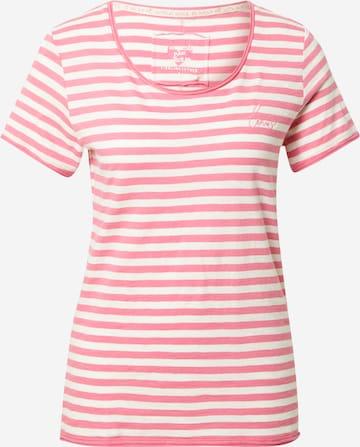 LIEBLINGSSTÜCK Shirt in Pink