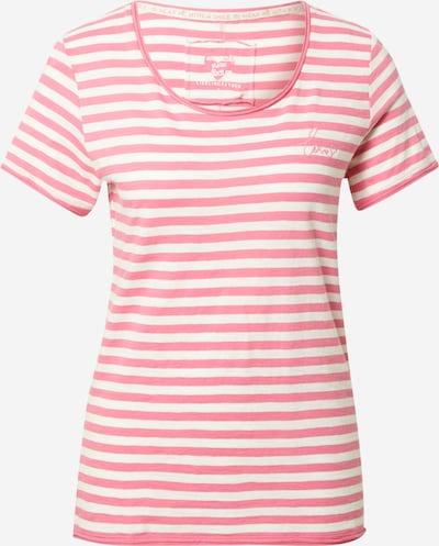 Maglietta 'Cia' LIEBLINGSSTÜCK di colore rosa / bianco, Visualizzazione prodotti