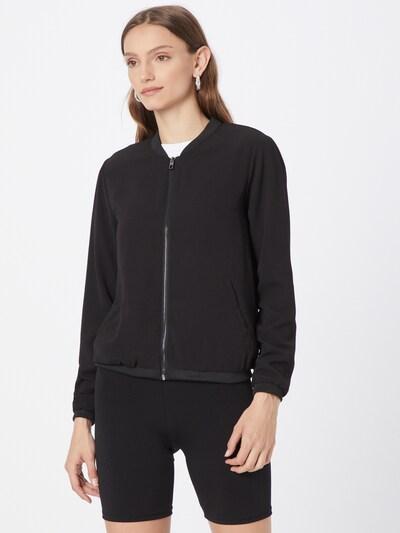 ONLY Prijelazna jakna 'Vic' u crna: Prednji pogled