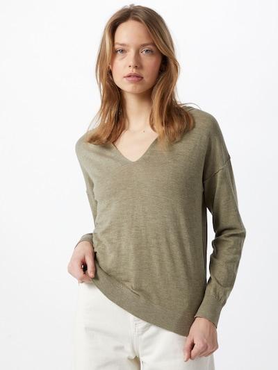 EDC BY ESPRIT Pullover in khaki, Modelansicht