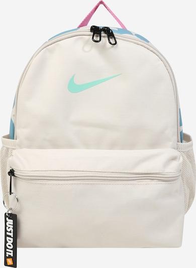 Nike Sportswear Rucksack 'Brasilia JDI' in offwhite, Produktansicht