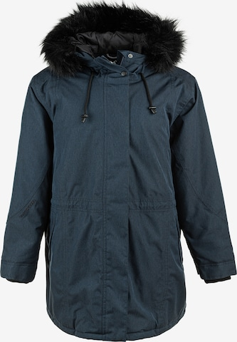 Whistler Outdoor Jacket 'LIMA' in Blue