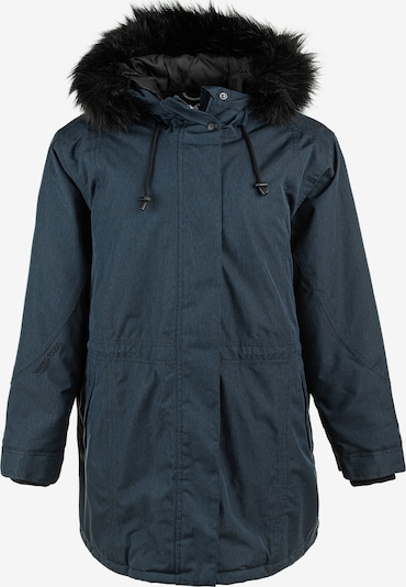 Whistler Winterparka 'LIMA' in navy, Produktansicht