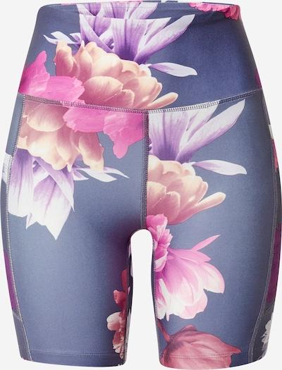 Pantaloni sport 'LEX' Marika pe lila / mov închis / portocaliu piersică / roz, Vizualizare produs