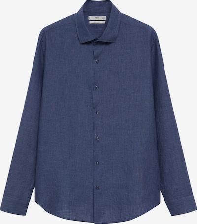 MANGO MAN Košulja 'PARROT' u morsko plava, Pregled proizvoda