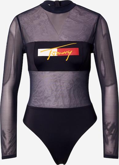 Tommy Hilfiger Underwear Body 'BRAZILIAN' w kolorze ciemny niebieski / żółty / czerwony / białym, Podgląd produktu