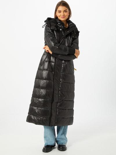 G-Star RAW Mantel in schwarz, Modelansicht