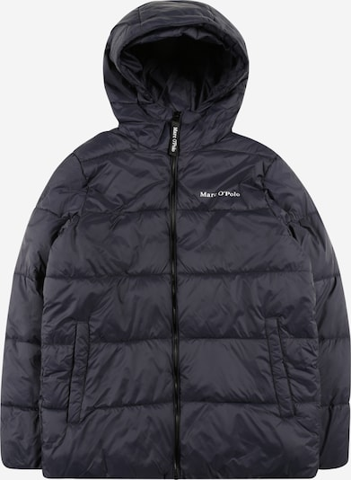 Marc O'Polo Junior Jacke in dunkelblau, Produktansicht
