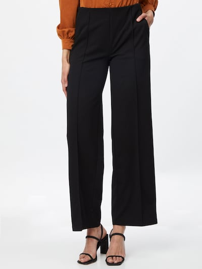 modström Pantalon 'Gene' in de kleur Zwart, Modelweergave