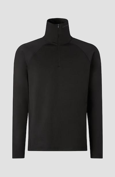 O'NEILL Sportsweatshirt 'Clime' in schwarz, Produktansicht