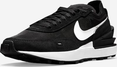 Nike Sportswear Sneakers laag 'Waffle One' in de kleur Zwart, Productweergave