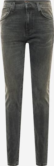 Jeans 'Lean Dean' Nudie Jeans Co pe gri denim, Vizualizare produs
