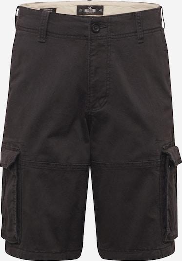 fekete HOLLISTER Cargo nadrágok, Termék nézet