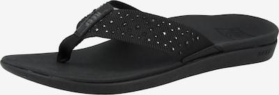REEF Strand-/Badeschuh ' Ortho-Bounce Jewels ' in schwarz, Produktansicht