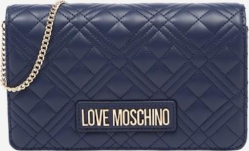 Love Moschino Õlakott, värv sinine