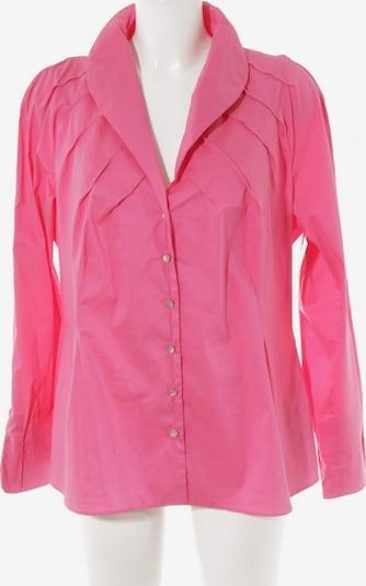 Anja Gockel Langarm-Bluse in XXL in rotviolett, Produktansicht