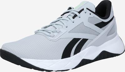 REEBOK Športová obuv 'NANOFLEX TR' - sivá / čierna / biela, Produkt
