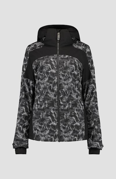 O'NEILL Veste outdoor en gris clair / gris foncé / noir, Vue avec produit