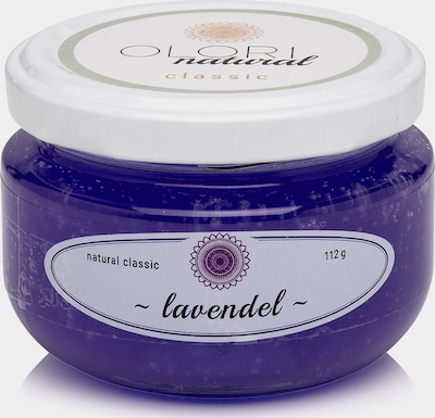 OLORI Raumduftglas ' Classic ' in lavendel, Produktansicht