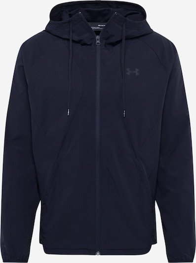 UNDER ARMOUR Sportjas in de kleur Zwart, Productweergave