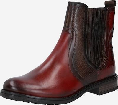 bugatti Chelsea boots '411-5693K-1111' in Dark red, Item view