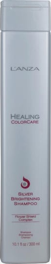 Lanza Shampoo ' Silver Brigthening' in silber, Produktansicht
