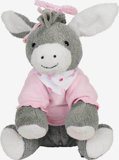 STERNTALER Spielfigur Emmi Girl mit Lautsprecher in grau / rosa, Produktansicht