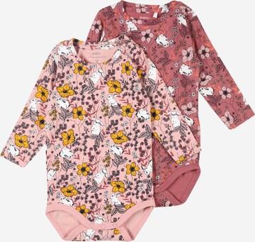Tutina / body per bambino 'ODA' di Guppy in rosa